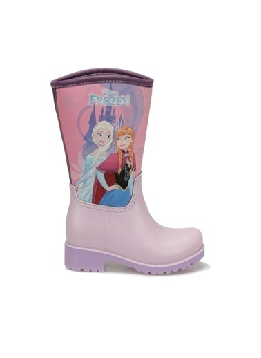 Frozen Yağmur Çizmesi Pembe